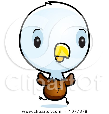 450x470 Royalty Free (Rf) Baby American Eagle Clipart, Illustrations