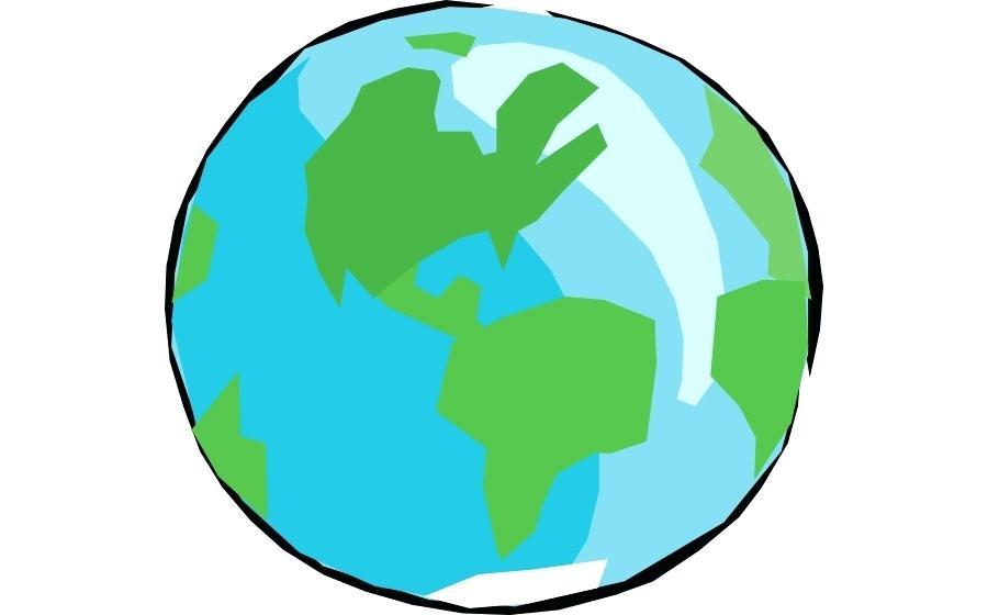 900x560 World Globe Clip Art World Globe And Stock Illustrations World