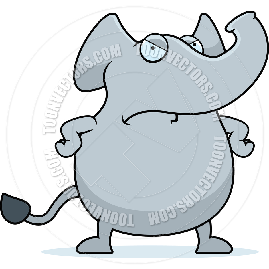 940x940 Elephant Clipart Mean Free Collection Download And Share
