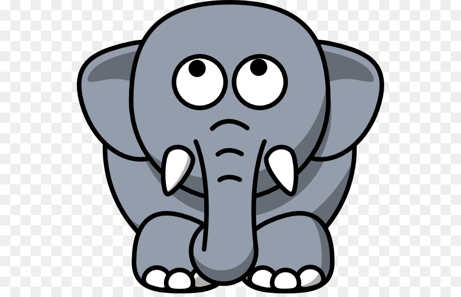 900x580 Elephant In The Room Grey Cuteness Clip Art
