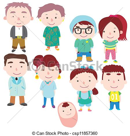 450x470 Cartoon Family Icon Cartoon Family Icon,vector Drawing Clip Art