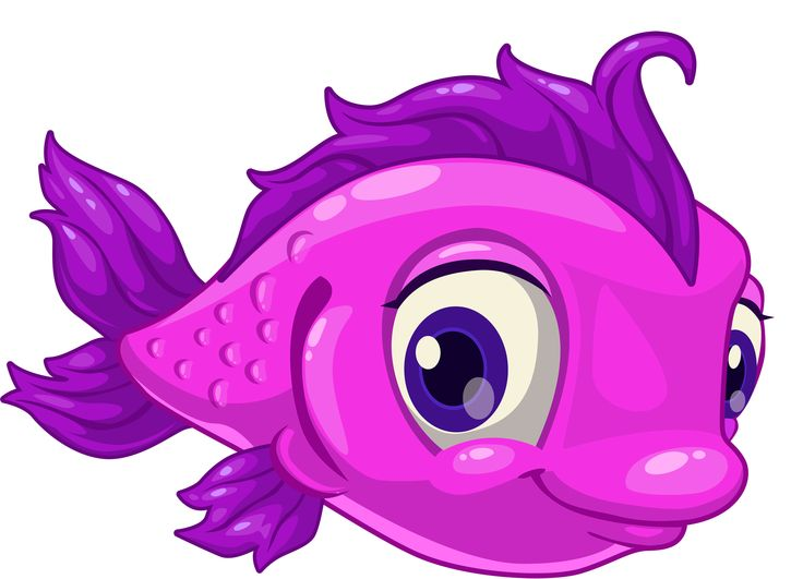 736x531 Cute Fish Clipart Free Download Pictures