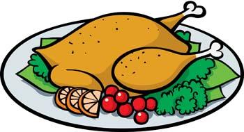 350x190 Chicken Clipart Chicken Meal