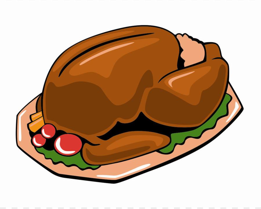 900x720 Turkey Meat Cartoon Thanksgiving Dinner Clip Art