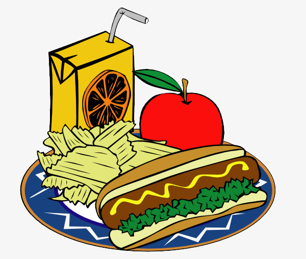 600x507 Cartoon Food Clip, Cartoon Food, Hot Dog, Drink Png Image