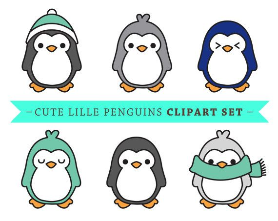570x453 Premium Vector Penguin Clip Art