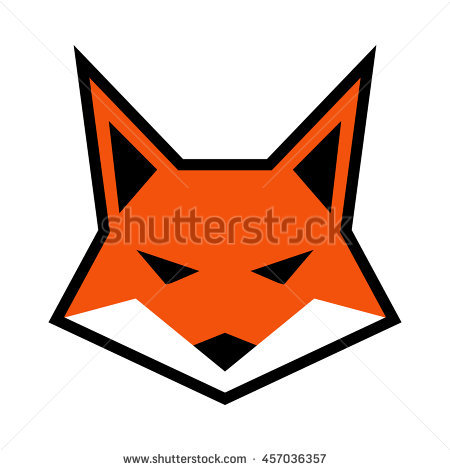 cartoon fox clipart at getdrawings com free for personal use