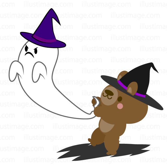 640x640 Free Ghost And Bear Cartoon Amp Clipart Amp Graphics [Ii]
