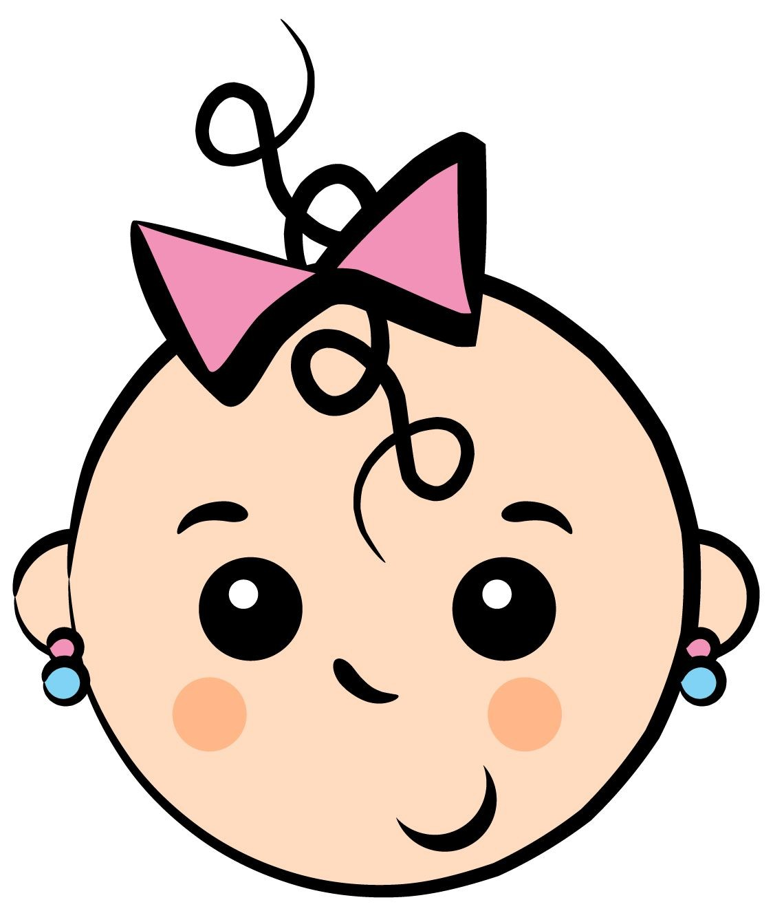 1124x1340 Cartoon Baby Girl Clipart Clipart Best Also