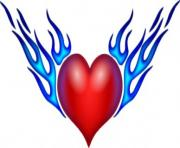 180x148 Heart Free Images