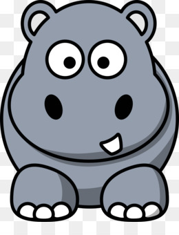 cartoon hippo clipart at getdrawings com free for personal use rh getdrawings com hippo clip art printable hippo clipart images