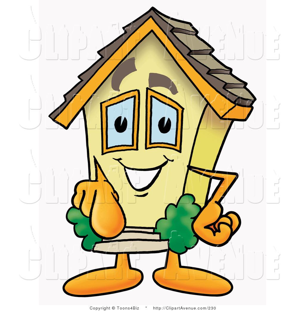 1024x1044 House Clip Art Free Cartoon Clipart Panda