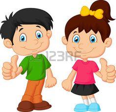 236x226 Happy Kid Cartoon Clipart Cocuklar Happy Kids