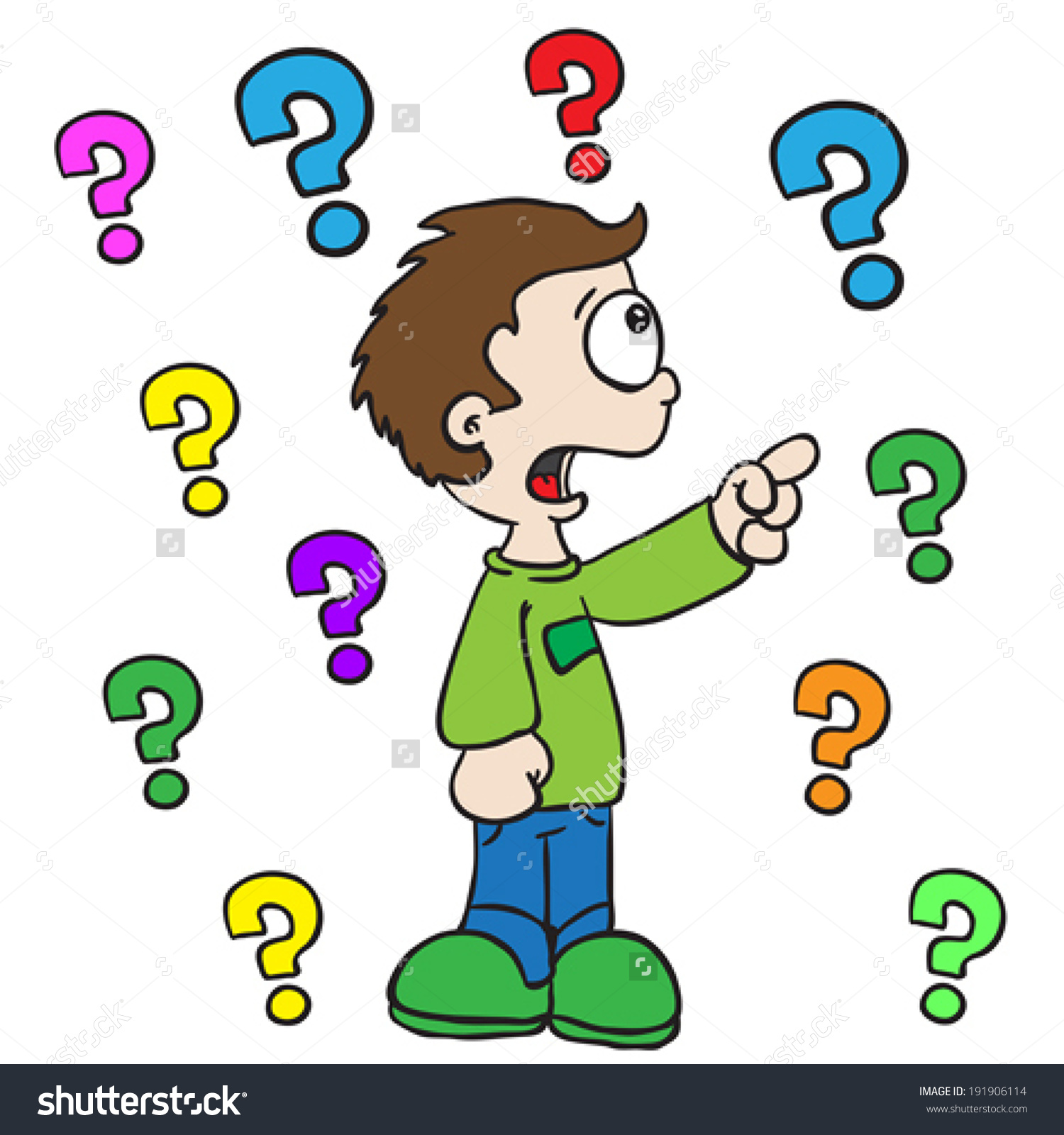 1500x1600 Kid Asking Question Clip Art Clipart