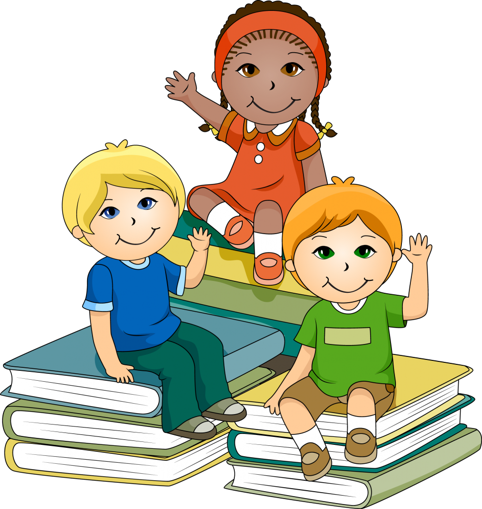 969x1024 Clipart Children In School