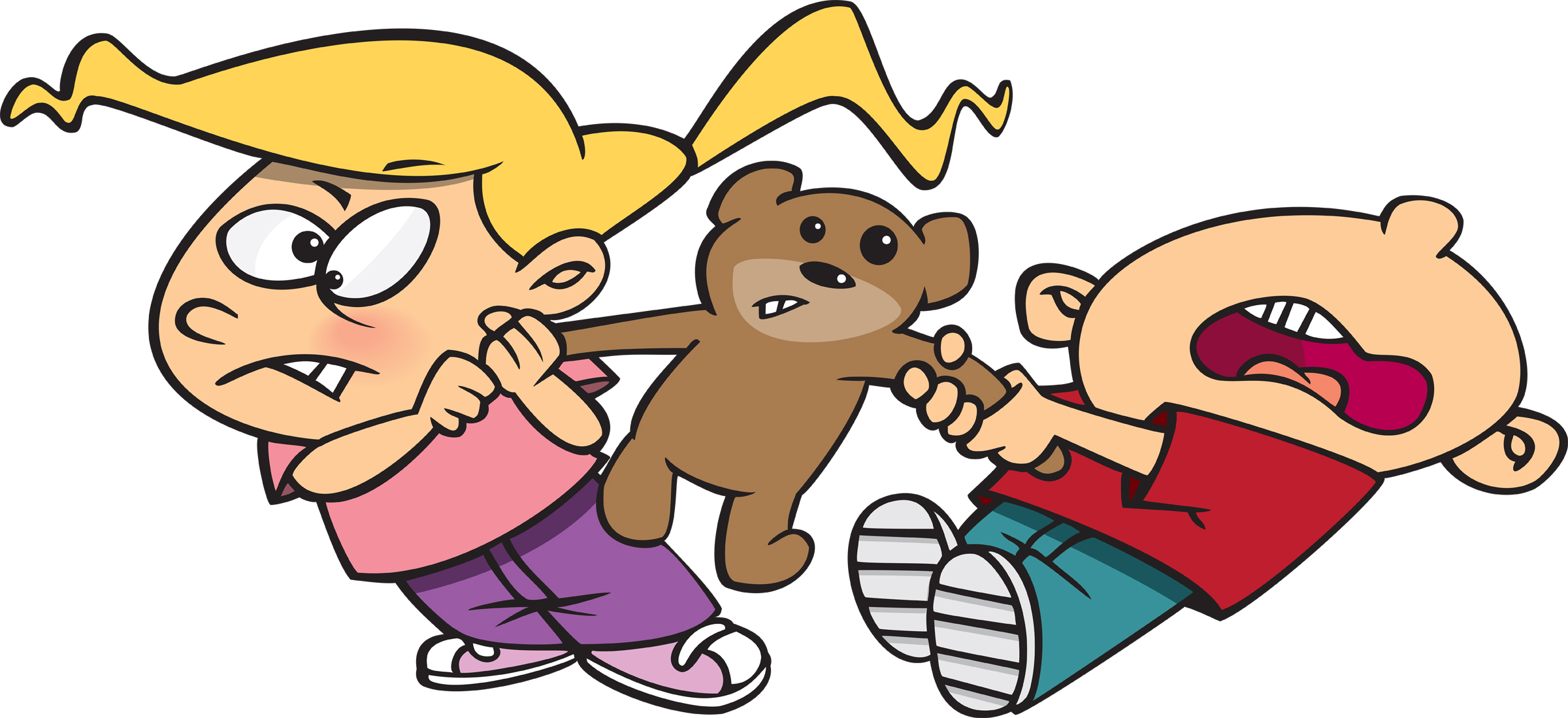 2400x1099 Cartoon Clipart Of Kids Collection