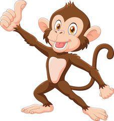227x240 Cute Cartoon Monkeys Monkeys Cartoon Clip Art Cartoon Images