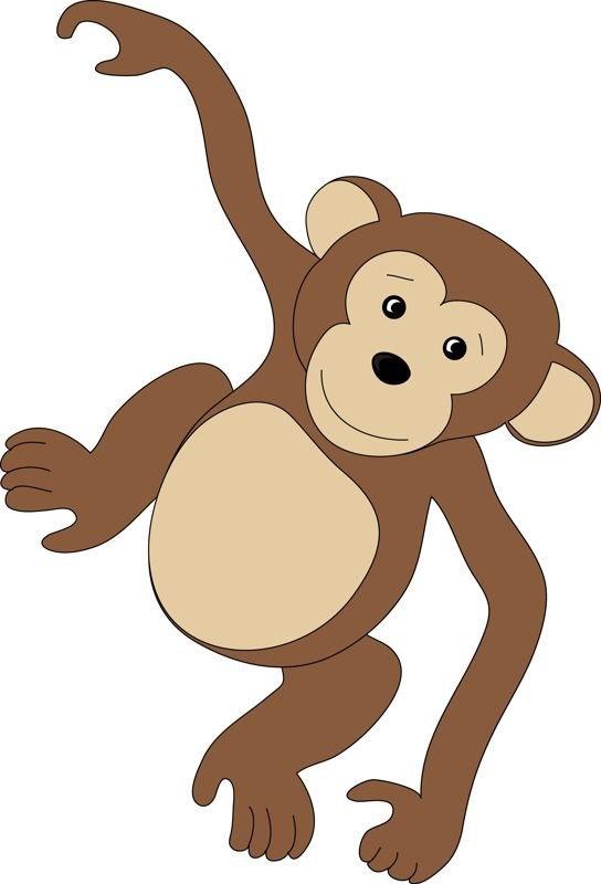 Cartoon Monkey Clipart at GetDrawings.com | Free for ...