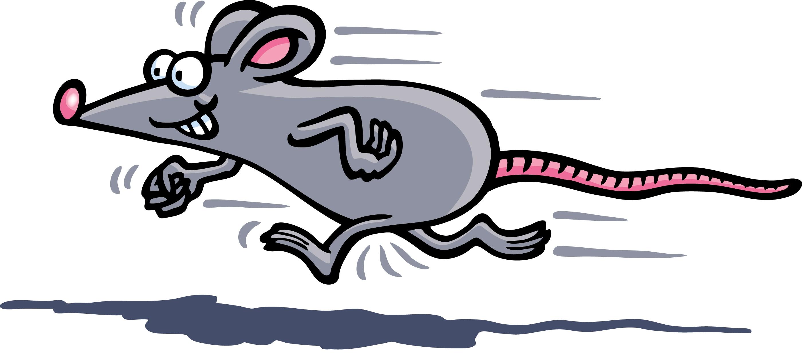 2800x1261 Mouse Race Cliparts