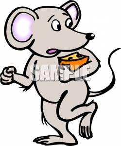 249x300 Worried Cartoon Mouse Clipart