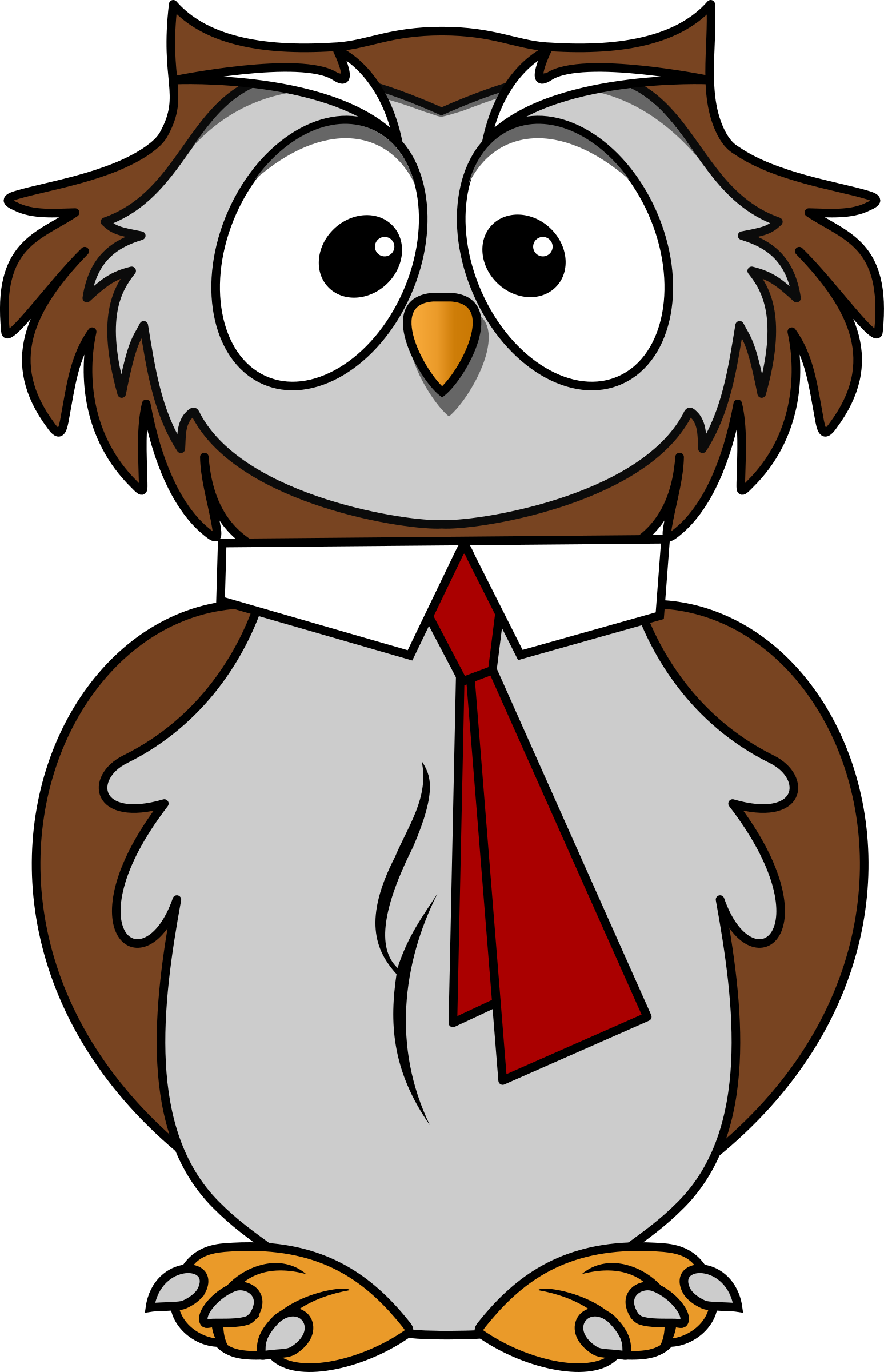 Cartoon Owl Clipart at GetDrawings | Free download
