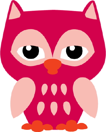 340x424 Owl Clip Art Border Clipart Panda