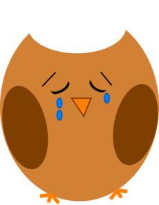 230x297 Collection Of Sad Owl Clipart High Quality, Free Cliparts