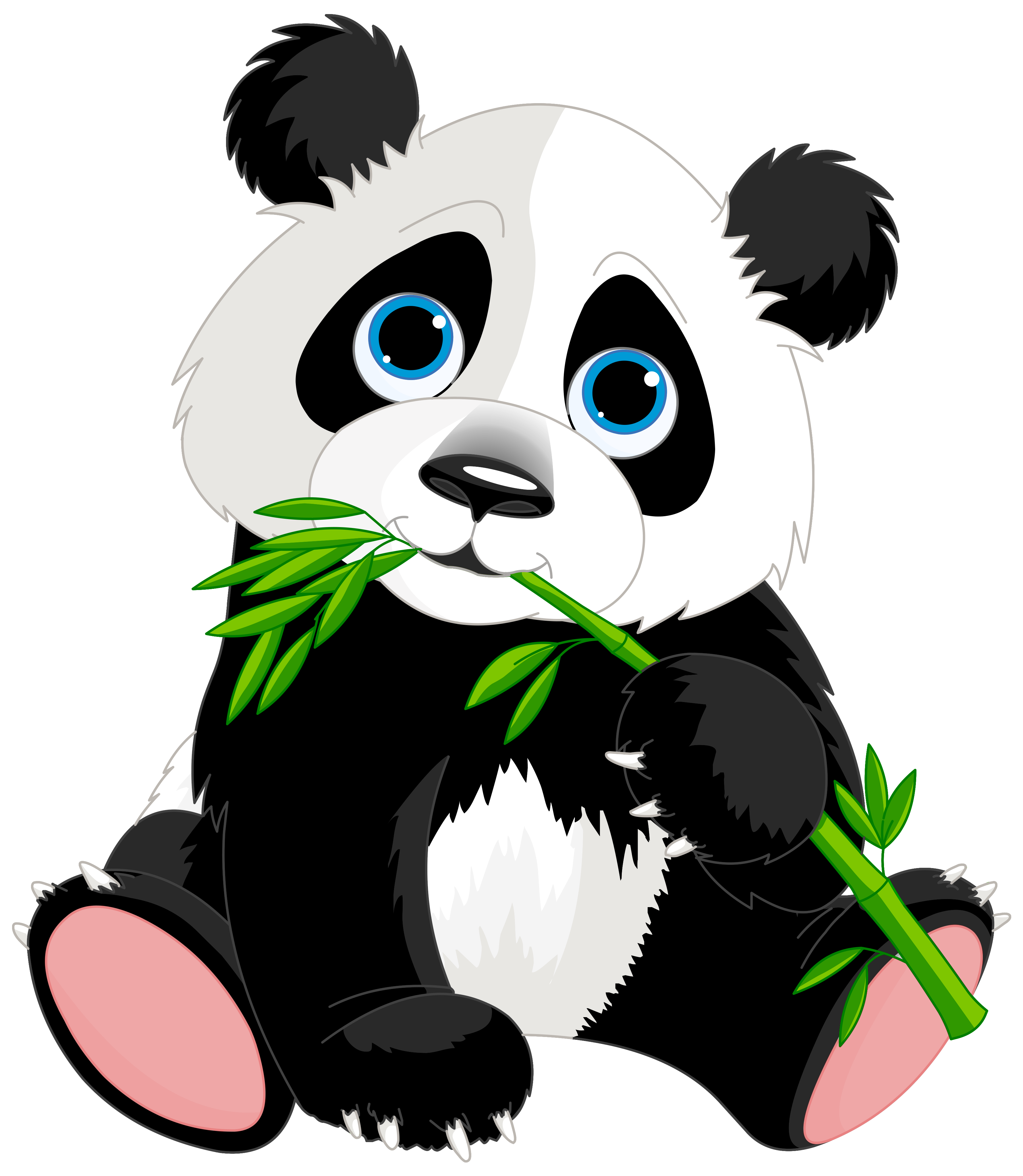 3562x4094 Cute Panda Cartoon Png Clipart Imageu200b Gallery Yopriceville