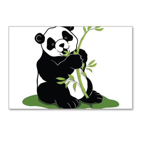 460x460 Panda Eating Bamboo Clip Art