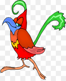 260x320 Tweety Bird Parrot Animation Clip Art