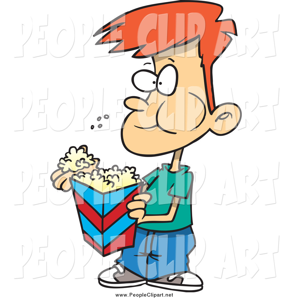 1024x1044 Person Eating Popcorn Clipart Amp Person Eating Popcorn Clip Art