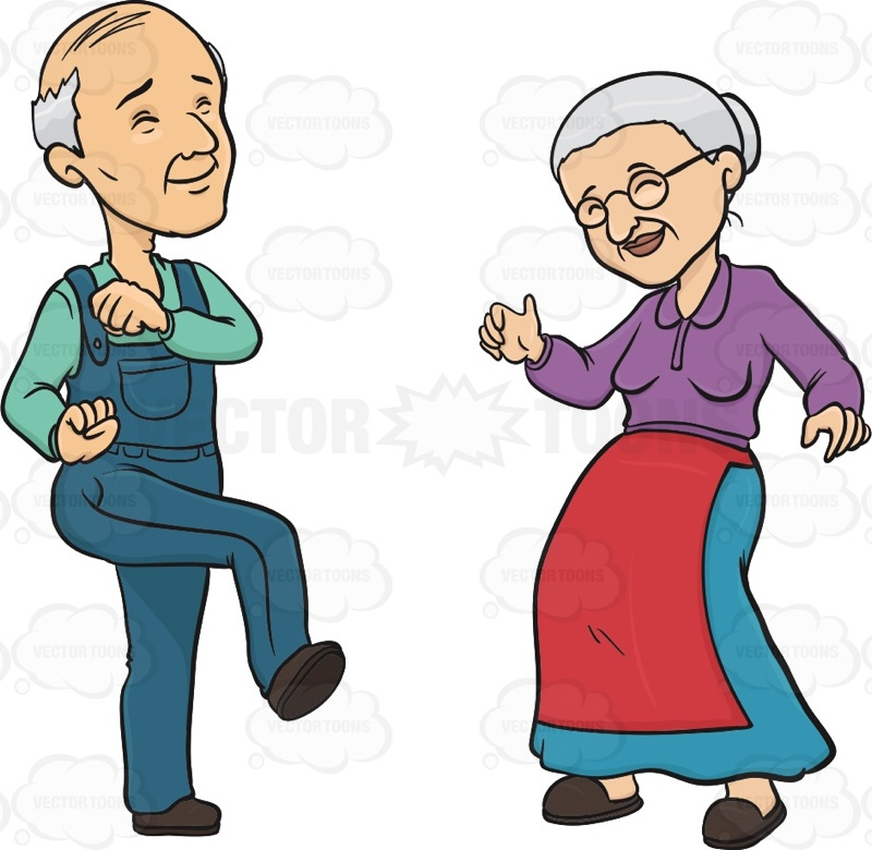 800x780 Pictures Old Folks Cartoon Clip Art,