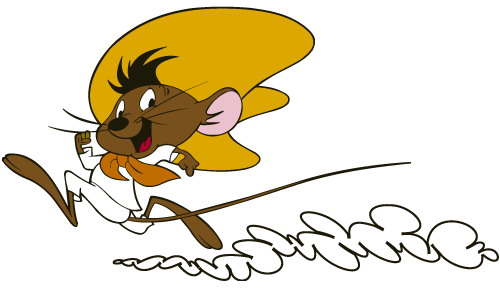 500x292 Cartoons Clip Art Speedy Gonzales