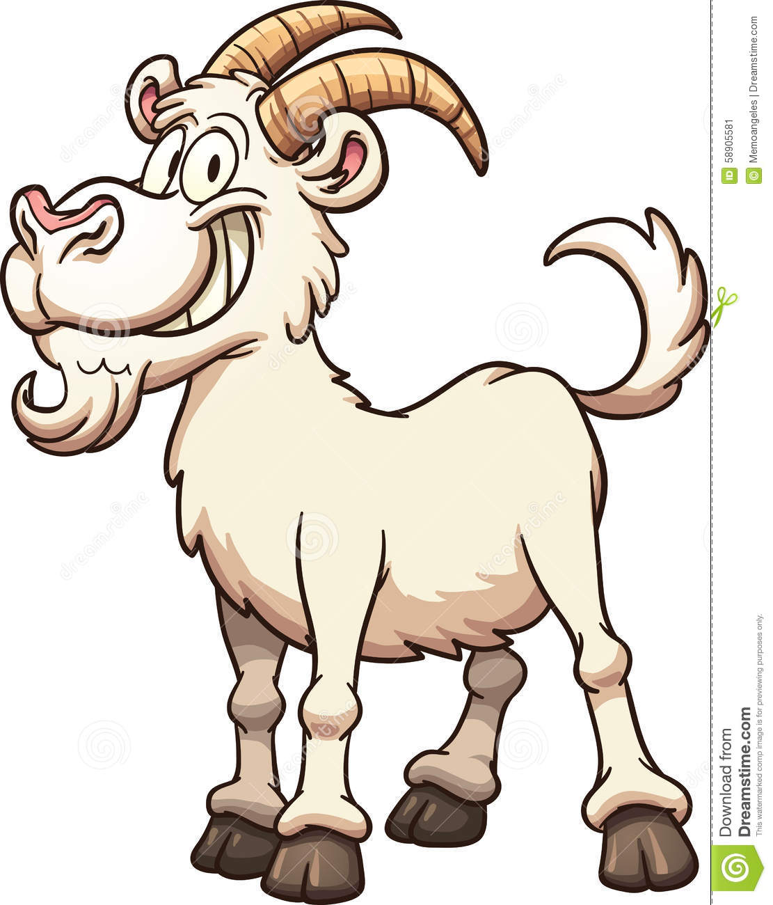 1111x1300 Impressive Goat Pictures Cartoon 6 Happy Vector Clip Art