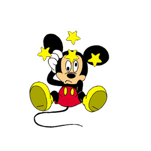 300x300 Mickey Mouse Clipart Animated