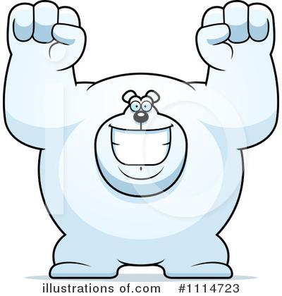 400x420 Polar Bear Clipart