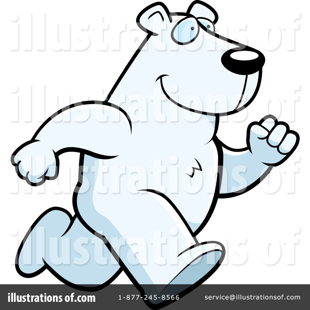 1024x1024 Polar Bear Clipart