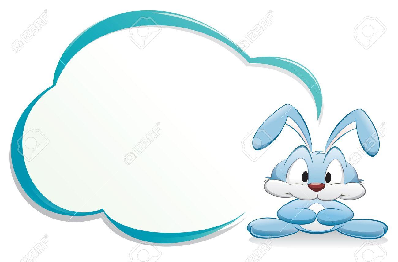1300x856 Bunny Clipart Frame