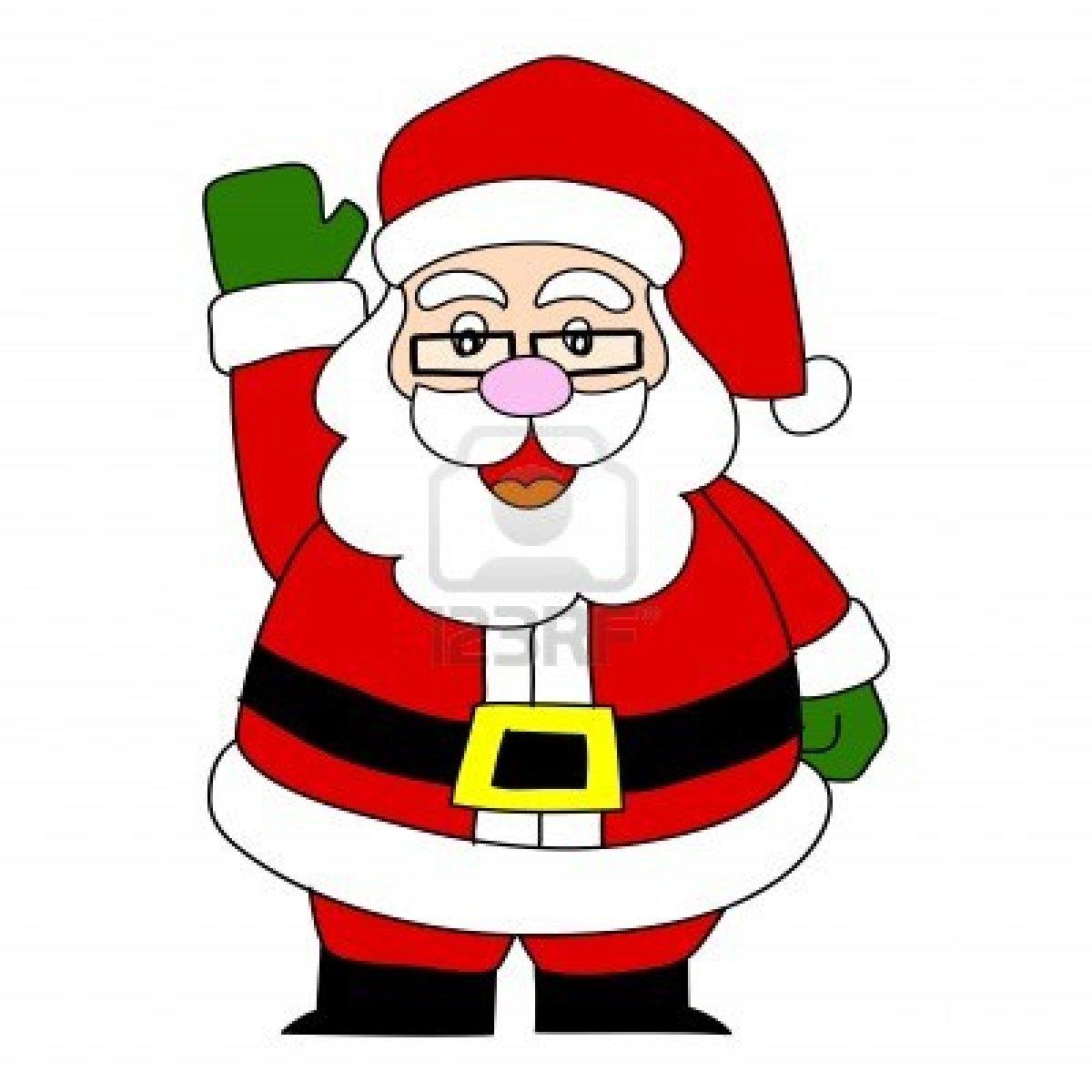 1200x1200 How To Draw Cartoon Santa Claus Santa Drawing Cliparts Free