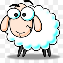 260x260 Sheep Drawing Cuteness Clip Art