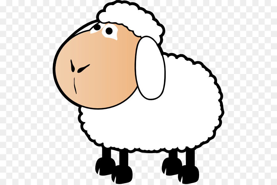 900x600 Black Sheep Clip Art