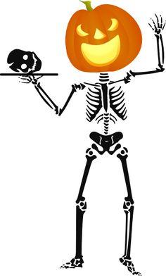 236x392 Halloween Skeleton Clipart Clipart Panda