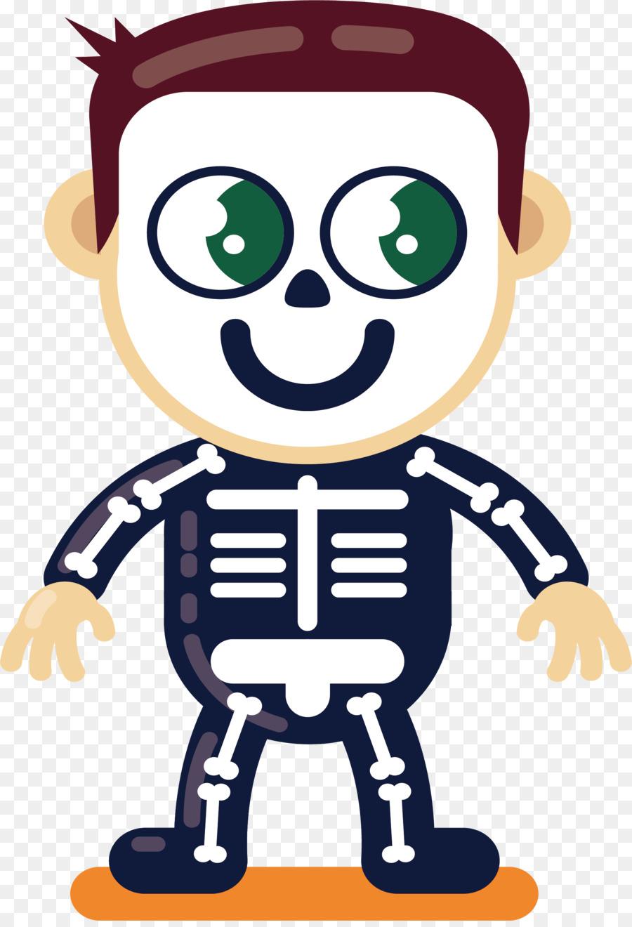 900x1320 Skeleton Skull Clip Art
