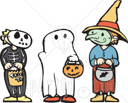 450x363 Skeleton Clipart Trick Or Treat