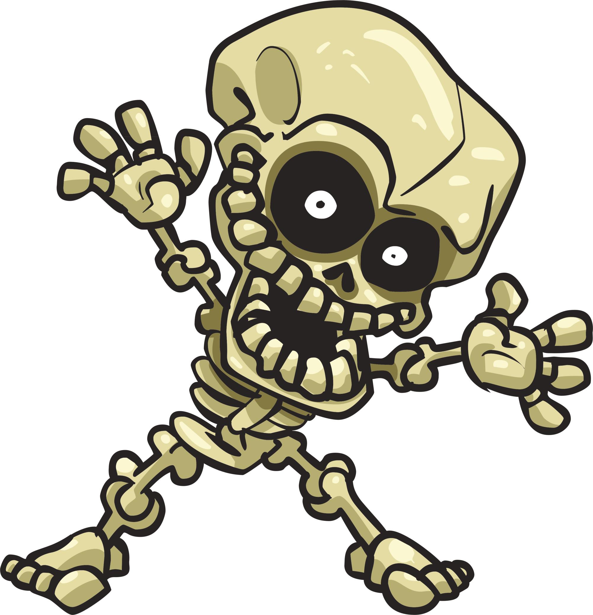 2004x2077 Cartoon Human Skeleton Clip Art