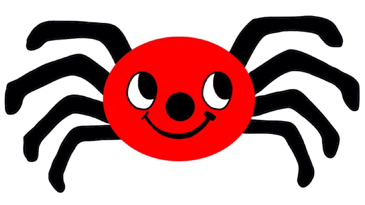 1280x720 Powerful Cartoon Spider Pictures Best Spiders 41 2064 Sporturka