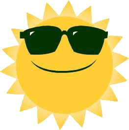 263x264 Sunshine Free Sun Clipart Public Domain Sun Clip Art Images And 4