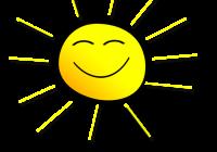 200x140 Smiling Sun Clipart Good Morning No Words Transparent Cartoon Sun