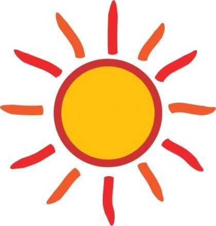 420x440 Unique Free Sunshine Clipart