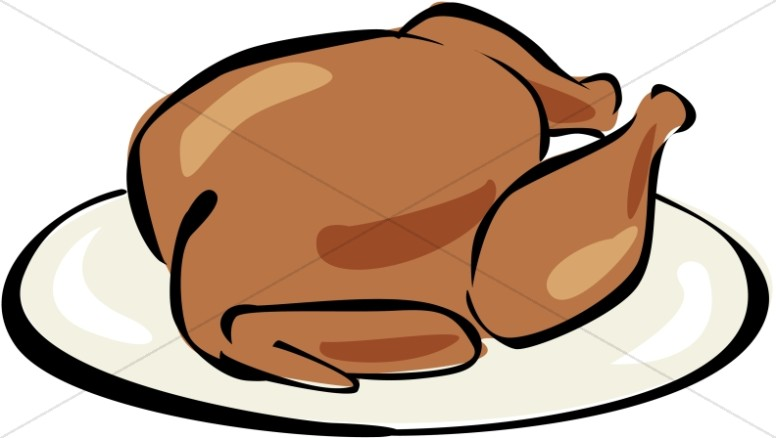 776x438 Cartoon Cooked Turkey Cooked Turkey Clipart Thanksgiving Clipart